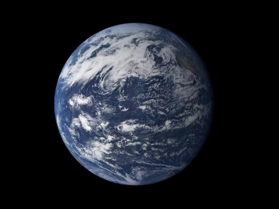 earth from outer space - photo #34